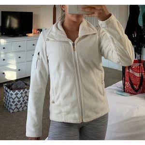Lolë Sports White Winter Coat